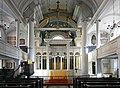 Grosvenor Chapel, South Audley Street, Mayfair - East end - geograph.org.uk - 1571702.jpg