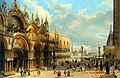 Grubacs Carlo St Marks and the Doges Palace Venice Oil On Canvas.jpg