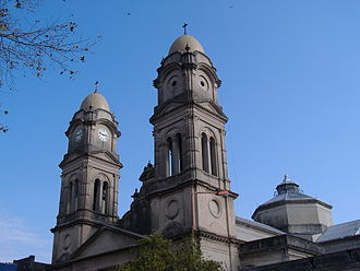 Roman Catholic Diocese of Gualeguaychú - Cathedral of St. Joseph by Bernardo Poncini