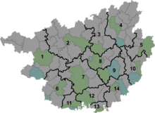 Guangxi prfc map