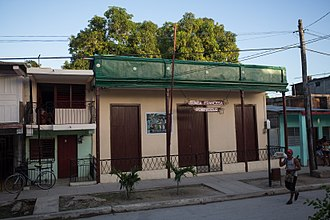 Tumba francesa - Image: Guantánamo CF9A1071