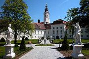 GuentherZ 2006-06-15 2457 Stift Altenburg