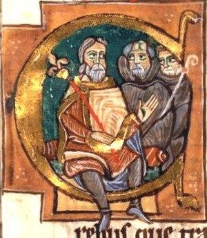 William I, Duke of Aquitaine - Image: Guillpieux