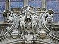Guingamp (22) Basilique N.D. Portail occidental 05.JPG