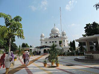 Kotla Nihang Khan - Gurudwara Bhatha Sahib, Kotla Nihang, Roopnagar, Punjab, India
