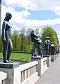 Gustav Vigeland Vigelandpark 2.JPG