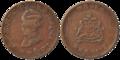 Gwalior - Five Anna - Jivajirao Shinde - 1986 BS Copper - Kolkata 2016-06-29 5367-5368.png