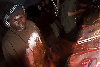 Grand Wizzard Theodore - GrandWizzard Theodore at BelTek Festival in Belmont, Maine, 2009