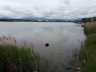 Gangneung - Gyeongpo Lake
