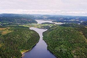 Norrland terrain