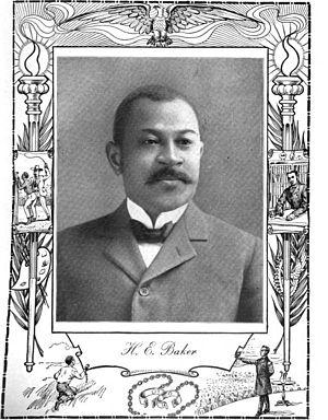 Henry E. Baker - Image: H.E. Baker