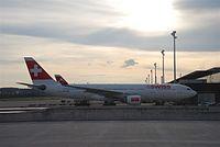 OO-SFT - A332 - Delta Air Transport