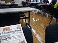HKU 香港大學專業進修學院 Space 金鐘 Admiralty campus 統一中心 United Centre 6th Floor study room August 2017 Lnv2 02.jpg
