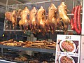 HK 天后 Tin Hau 電氣道 Electric Road 清風街 Tsing Fung Street Chiu Chow Food restaurant duck goose Lo-shui October 2017 IX1.jpg