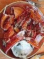 HK 旺角 Mong kok 朗豪坊 Langham Place 香港康得思酒店 Cordis Hotel buffet shell seafood November 2018 SSG 03.jpg