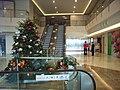 HK Kwun Tong 223 Lobby hall 08 Xmas Tree Staff.JPG
