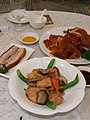 HK SSP 長沙灣道 833 Cheung Sha Wan Road 長沙灣廣場 Cheung Sha Wan Plaza mall shop 盈暉海鮮酒家 Glorious Seafood Restaurant dinner food December 2019 SS2 06.jpg