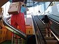 HK TST 尖沙咀 Tsim Sha Tsui K11 MUSEA escalators Salisbury Road March 2020 SSG 01.jpg
