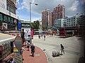 HK Yuen Long Kik Yeung Road On Tat Square July 2016 DSC Ho King Building YL West Bus Terminus BT.jpg