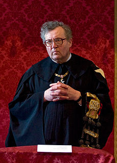Matthew Festing Prince & Grand Master of the Sovereign Military Order of Malta