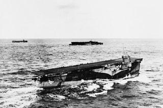 HMS <i>Pursuer</i> (D73) 1943 Attacker-class escort carrier