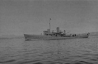 HNoMS <i>Otra</i> (1939) Otra-class minesweeper