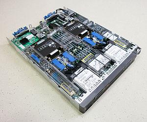 HP BladeSystem - HP Proliant BL660 Gen8 server blade