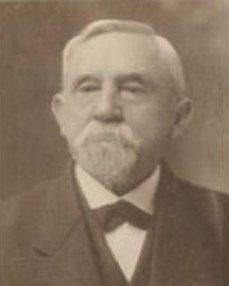 Henry A. Edmondson - Image: H A Edmondson 1912