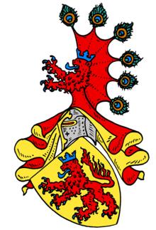 Stemma della famiglia Asburgo