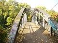 Hafen Mariendorf - Fussgaengerbruecke (Mariendorf Harbour - Footbridge) - geo.hlipp.de - 29710.jpg