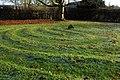 Hailes Labyrinth - geograph.org.uk - 638644.jpg