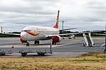 Hainan Airlines, B-2677, Boeing 737-84P (29282329778).jpg