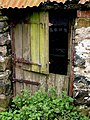 Half door at East Crosherie - geograph.org.uk - 547262.jpg
