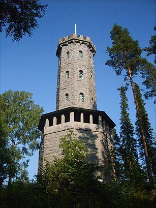 Kuinka päästä määränpäähän Aulangon Näkötorni käyttäen julkista liikennettä - Lisätietoa paikasta