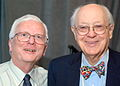 Hamilton and Bachman at ACM Turing Centenary Celebration.jpg