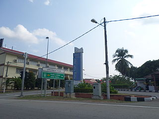 Hang Tuah Jaya human settlement in Malaysia