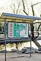 Hangzhou, Parque de Huagang 1978 01.jpg