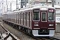 Hankyu 1400 at Takatsuki-shi Station.jpg