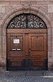 Hans-Sachs-Gymnasium Nürnberg, Eingangsportal IMG 2620 edit.jpg