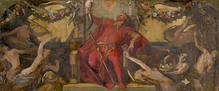 Gambrinus - Study for the Decorative Panel