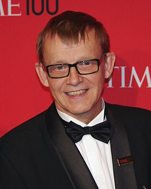 Hans Rosling - Rosling at the 2012 Time 100 gala
