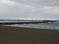 Harbour jetty Mikuni, generate hill, Fukui Prefecture.jpg