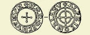 Hardeknud mynt Alabu