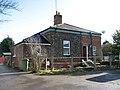 Harling Road station - Station House - geograph.org.uk - 1702899.jpg