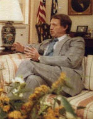 Harry G. Barnes Jr. - Harry George Barnes Jr. in 1981