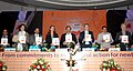 "Harsh Vardhan launching the ""India Newborn Action Plan"", in New Delhi on September 18, 2014. Mr. Bill Gates, Ms. Melinda Gates, the Health Secretary, Shri Lov Verma and other dignitaries are also seen.jpg"