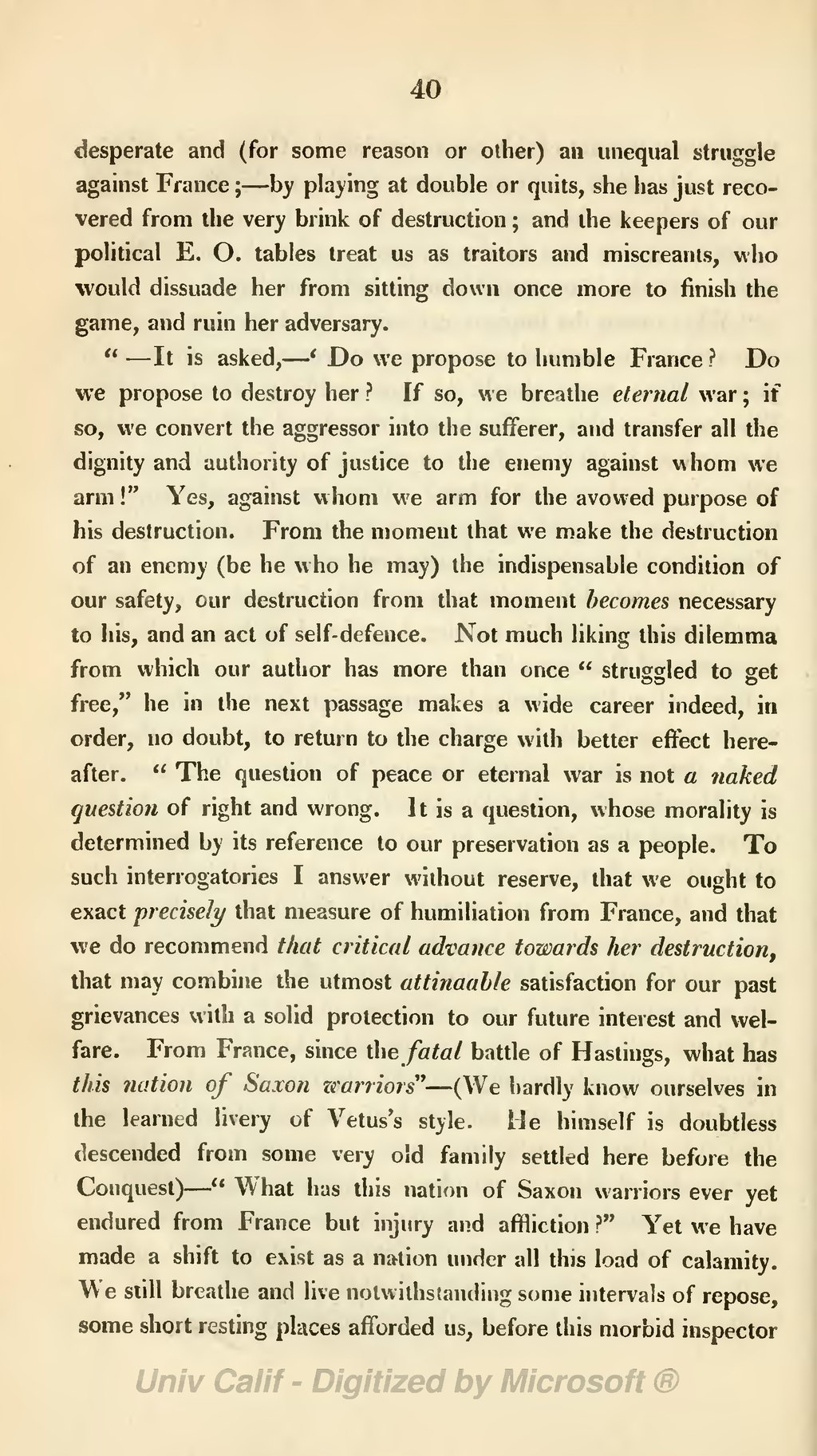Hazlitt essays on the past and the future