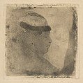 Head of a Woman in Profile MET DP815811.jpg