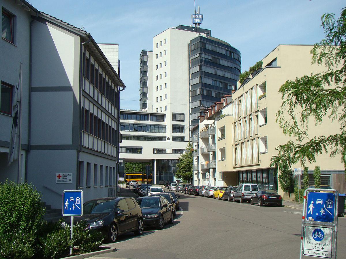Hafenstrasse heilbronn