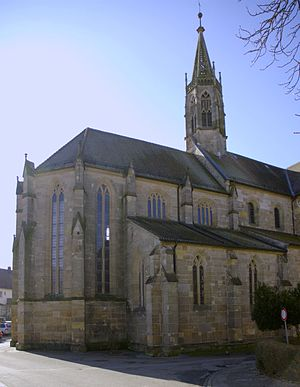 Heilsbronn Abbey - The Heilsbronn Münster